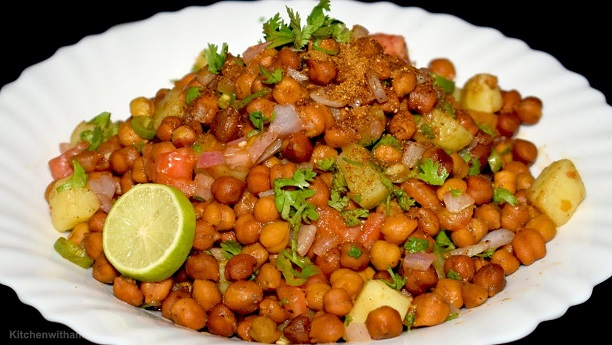 Channa Chat Recipe