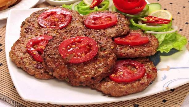 Chappali Kebab
