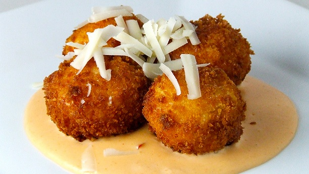 Cheese Cutlets Balls
