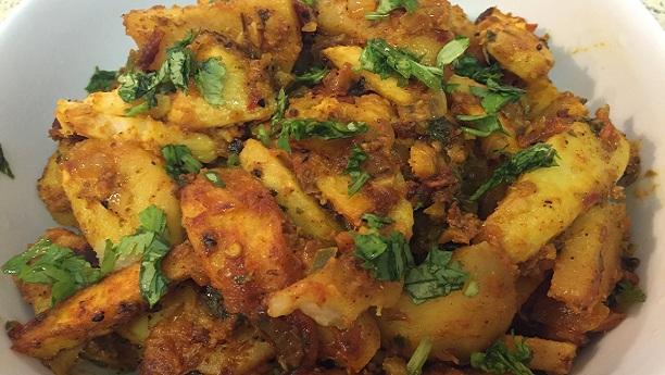 Chicken Arvi Recipe