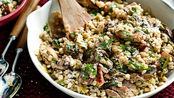 Chicken Barley