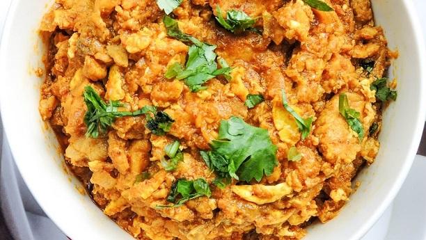Chicken Bharta By Chef Fauzia