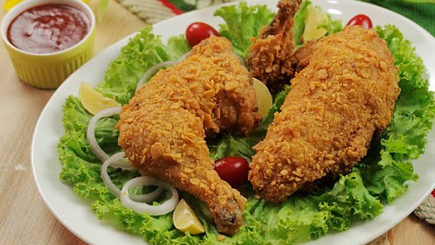 چکن بروسٹ پاکستانی انداز میں