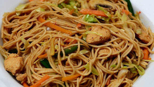 Chicken Chow Mein Recipe