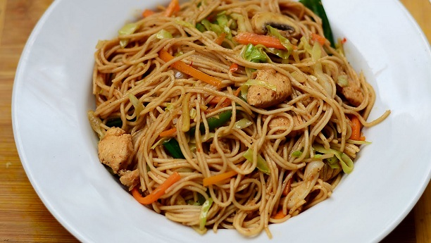 Chicken Chowmein Noodles