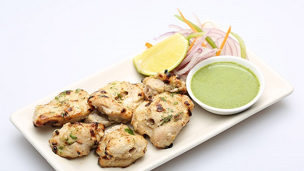 Chicken Cooked in Milk (Malai Murgh)