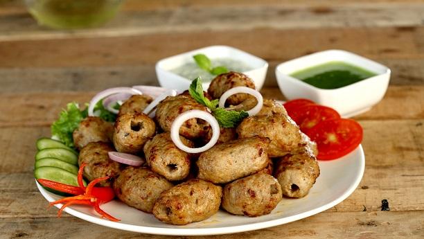 Chicken Creamy Gol Kabab
