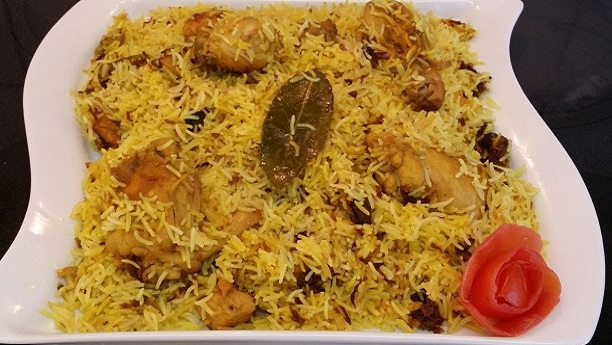 Chicken Degi Biryani