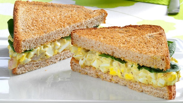Chicken Egg Sandwiches