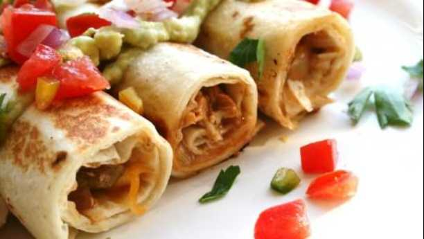 Chicken Fajita Rol
