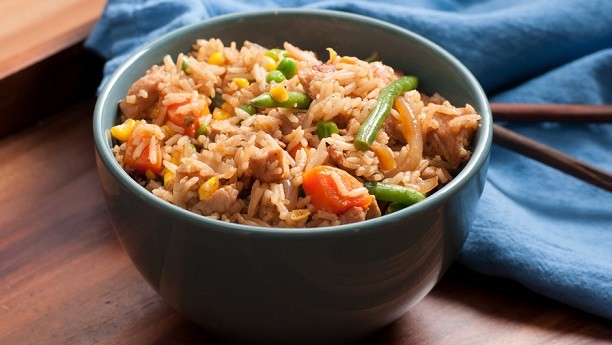 Chicken Fried Rice By Chef Bajia