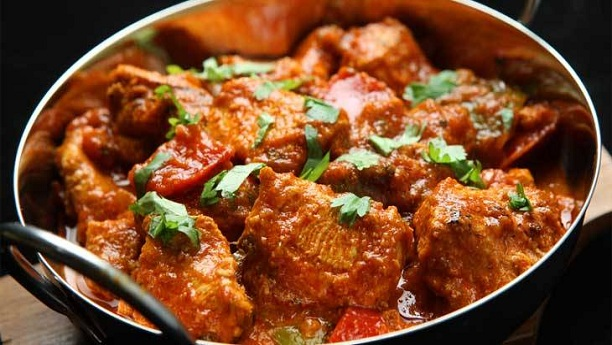 Chicken Jalfrezi By Chef Fauzia
