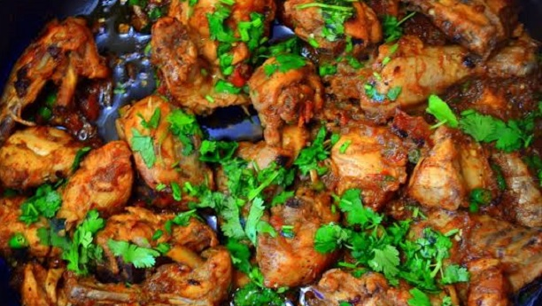Chicken Karahi Video