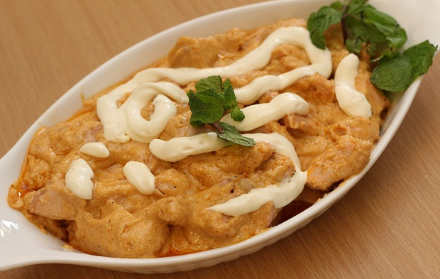 Chicken Makhani Video