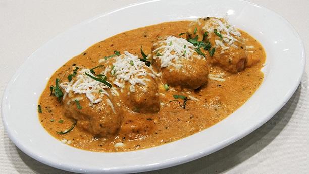 چکن ملائی کوفتے<br/>Chicken Malai Kofta