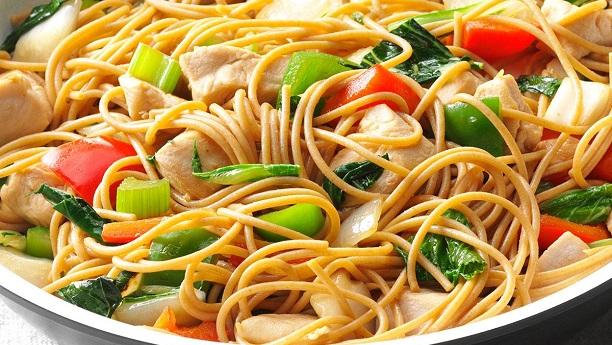 چکن نوڈلز<br/>Chicken Noodles