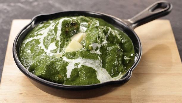 Chicken Palak Makhani Recipe