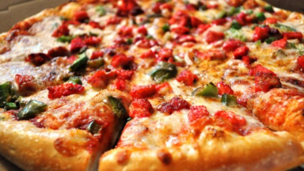 چکن پزا<br/>Chicken Pizza