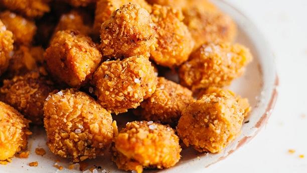 چکن پوپ کارن<br/>Chicken Popcorn