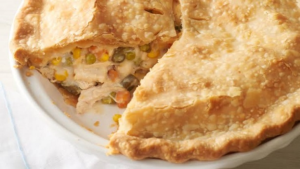 Chicken Pot Pie Recipe