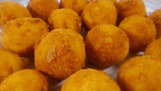 Chicken Potato Balls Recipe