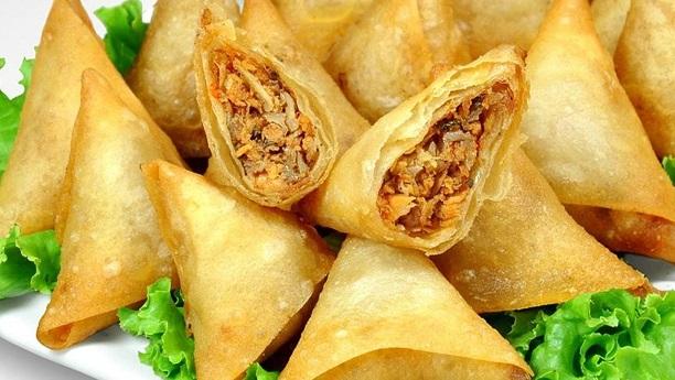 Chicken Samosa Recipe By Chef Fauzia | Appetizer and Snack ...