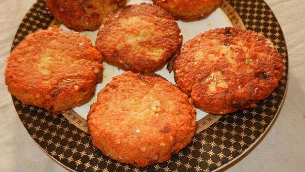 چکن شامی کباب <br/>Chicken Shami Kabab