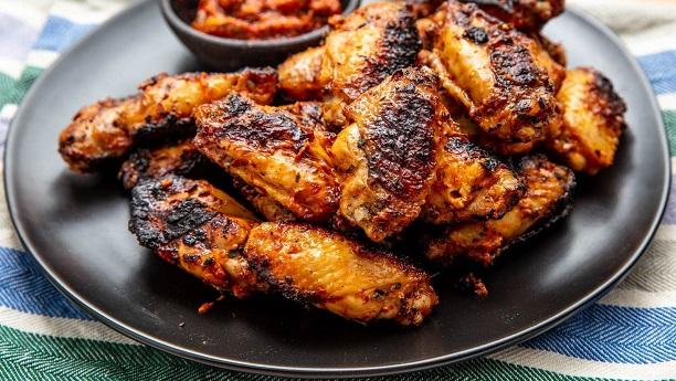 Chicken Wings Bbq Recipe In Urdu Naheed Ansari