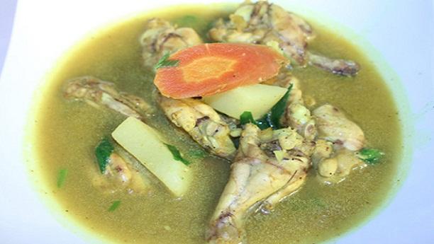 Chicken Yakhni by Tahir Chaudhry