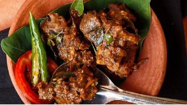 Chilli Mutton Masala