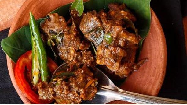 Chilli Mutton Masala Recipe