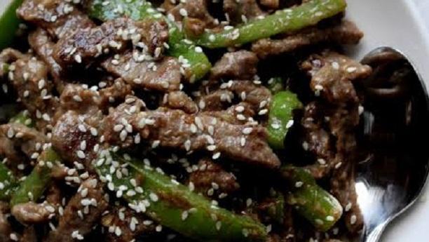 Chinese Beef Chili