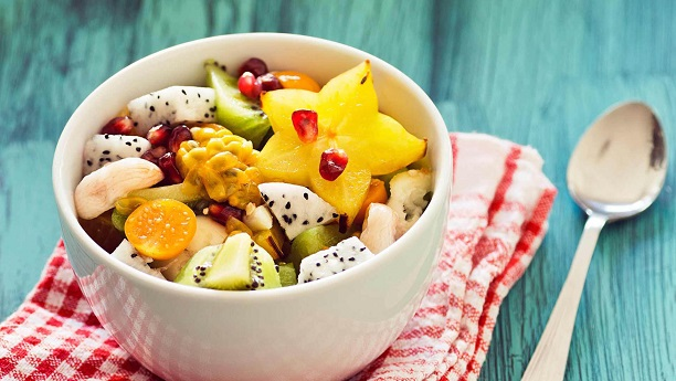 Chinese Fruit Salad