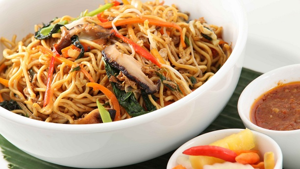 Chinese Noodle In Biryani Style