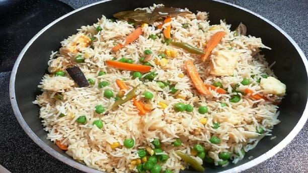 Chinese Pulao Recipe