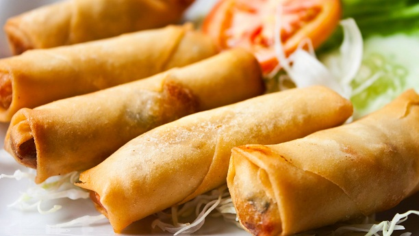 Chinese Roll Recipe