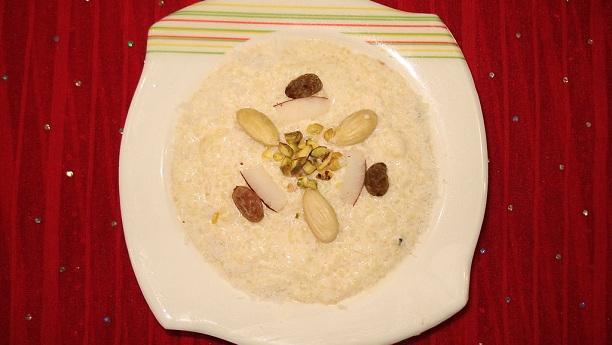 چنیوٹی کھیر by Chef Asad