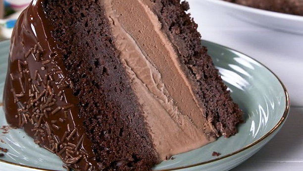 Choclate Ice Cream Cake