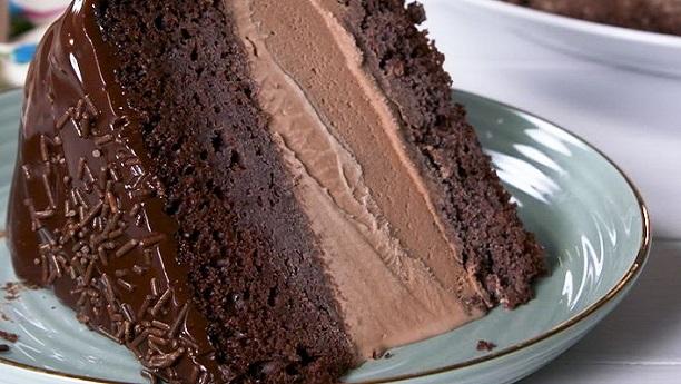Choclate Ice Cream Cake
