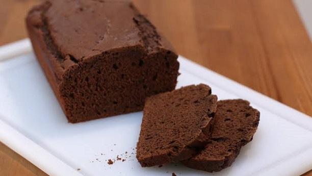 Chocolate Bread Recipe by Chef Asad