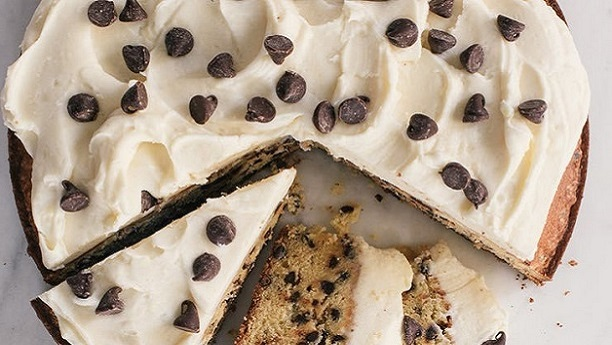 چاکلیٹ چپ کیک<br/>Chocolate Chip Cake