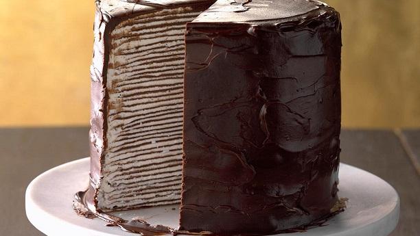 Cake Icing Recipe By Zarnak: Chocolate Decadence Cake Recipe By Zarnak Sidhwa