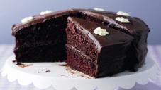 چاکلیٹ فگ کیک