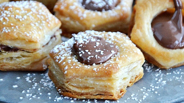 Chocolate Puff Bite Recipe