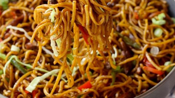 Chowmin Noodles Recipe