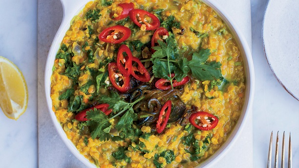 Coconut Dal Recipe