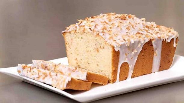 کوکونٹ پونڈ کیک