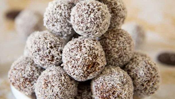 Coconut Truffles