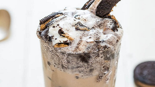 Coffee Cookie Shake