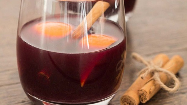 Cozy Mulled Cider By Chef Fauzia